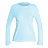 WOMENS VENTX SOLID LONG SLEEVE UV SP20
