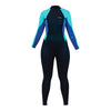 WOMENS AXIS FLATLOCK BACKZIP 3/2MM FULLSUIT 1 SP20