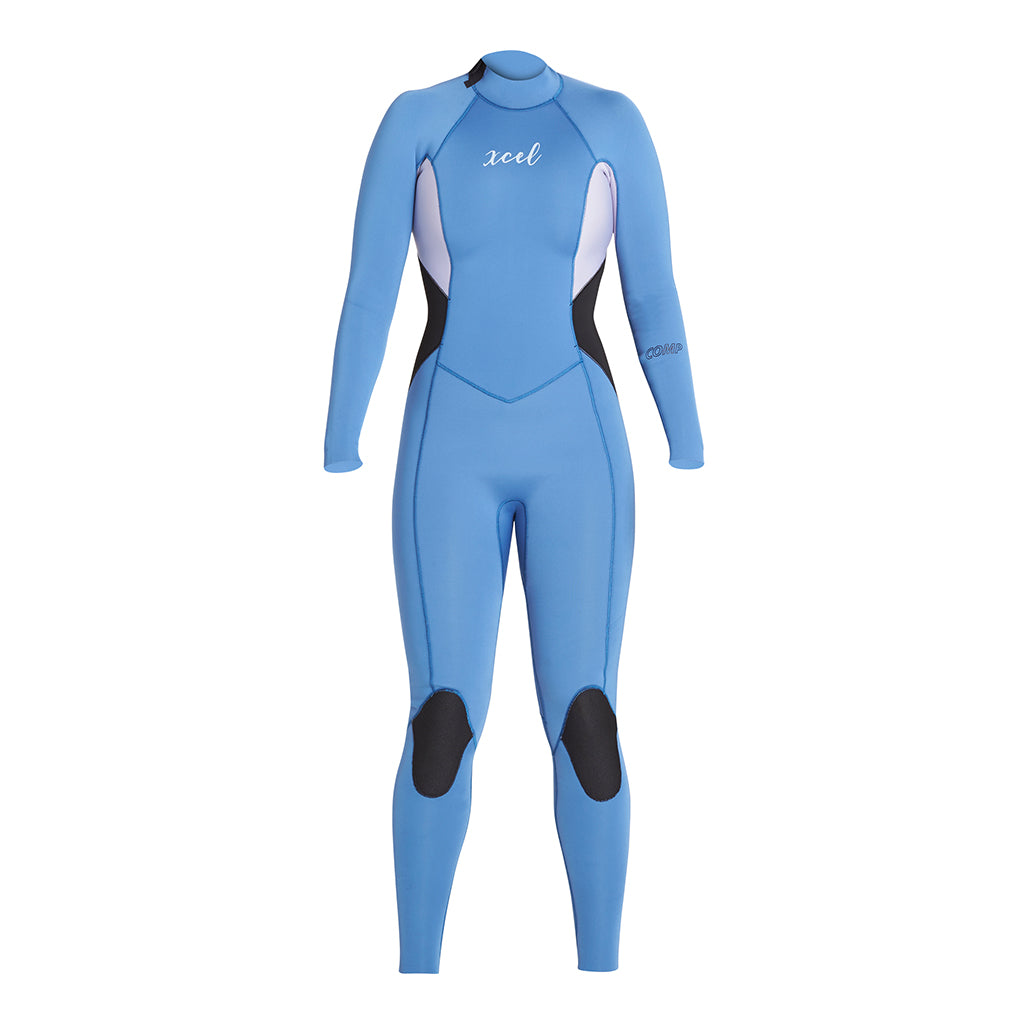 WOMENS 3/2MM COMP FULLSUIT FA17