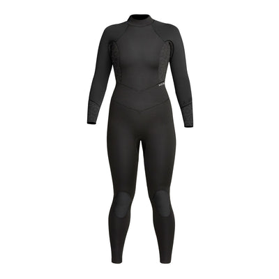 WOMENS AXIS BACK ZIP 3/2MM FULL WETSUIT FA20