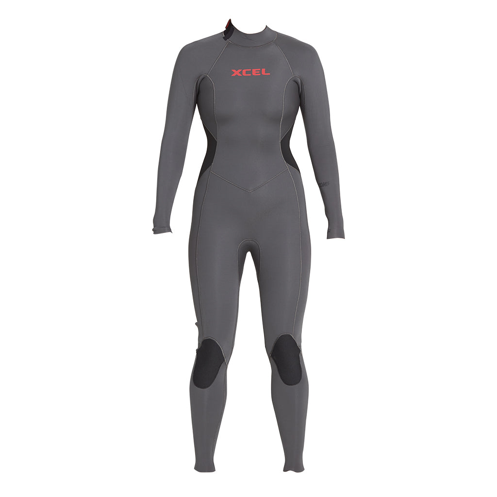 WOMENS 4/3MM COMP FULLSUIT FA18
