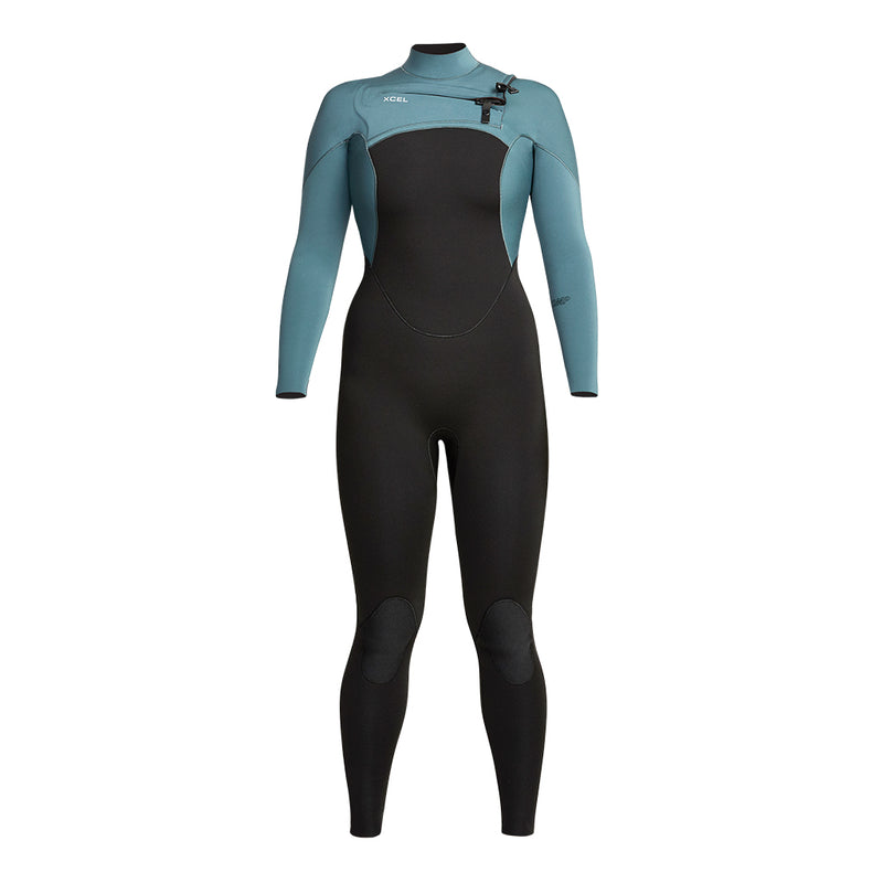WOMENS COMP 4/3MM FULLSUIT FA20