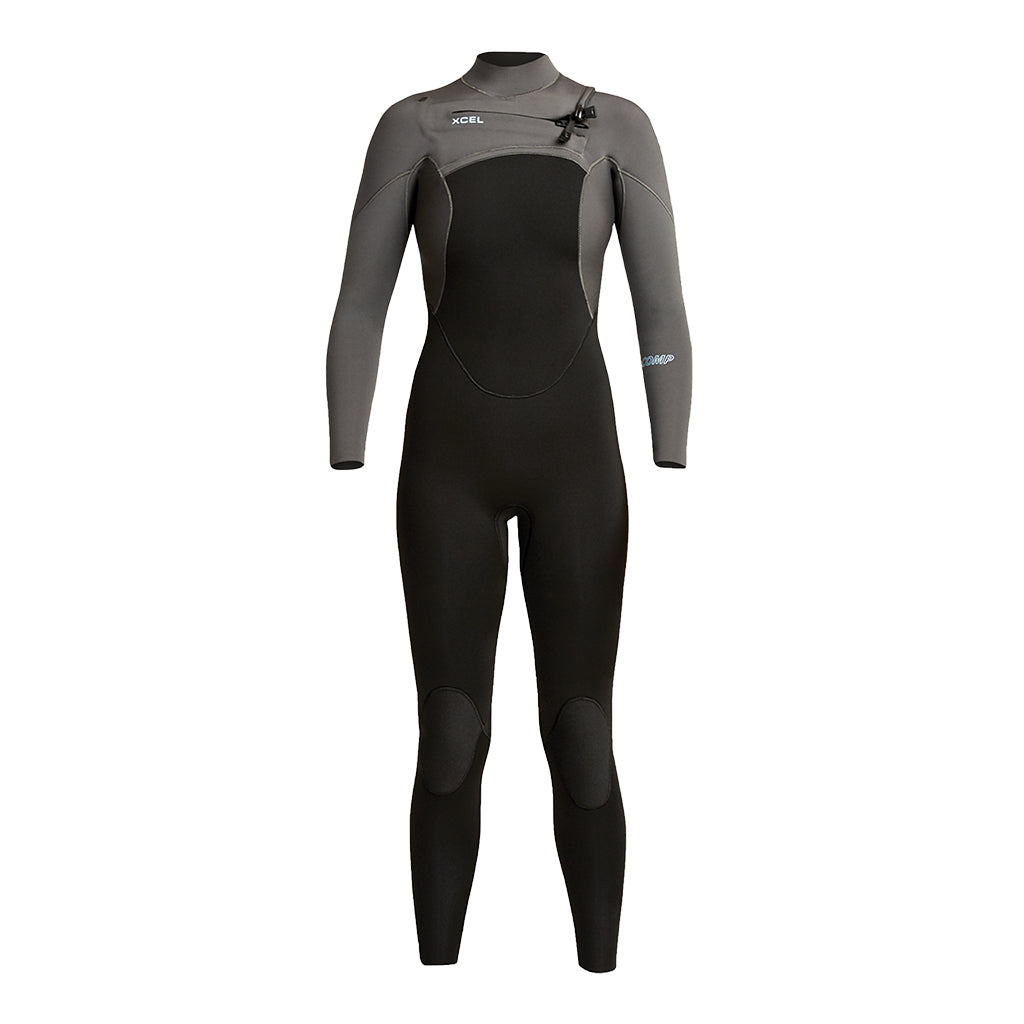 WOMENS COMP 4/3MM FULLSUIT FA19