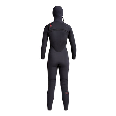 WOMENS COMP X HOODED 4.5/3.5MM FULLSUIT FA19