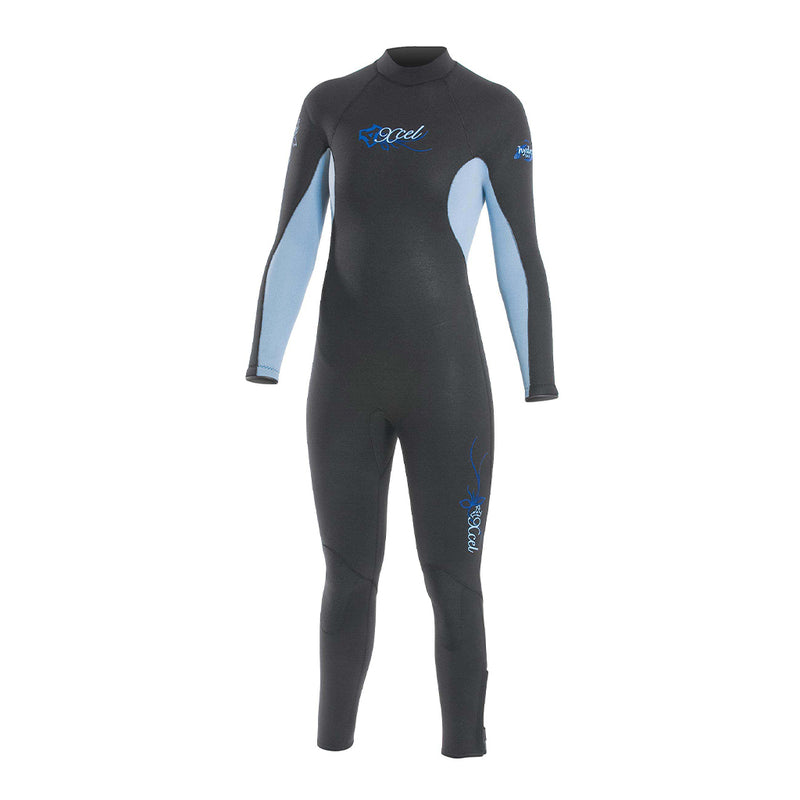 WOMENS 7/6/5MM HYDRO TRI-DENSITY DIVE FULLSUIT DV10