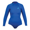 WOMENS WATER INSPIRED AXIS LONG SLEEVE 2MM BIKINI CUT SPRINGSUIT SP21