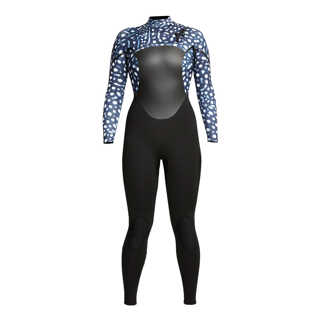 WOMENS WATER INSPIRED AXIS X 3/2MM FULL WETSUIT FA20