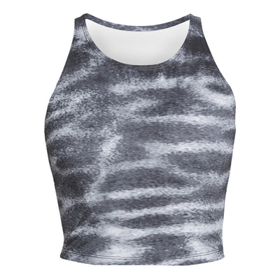 WOMENS WATER INSPIRED 8OZ CROP TANK TOP UV SP20