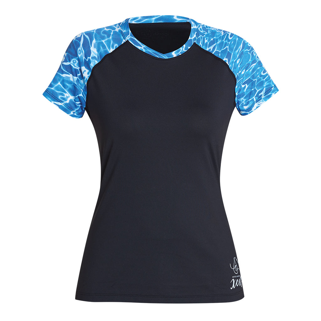 WOMENS WATER INSPIRED VENTX SHORT SLEEVE UV SP21