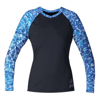 WOMENS WATER INSPIRED VENTX LONG SLEEVE UV SP20