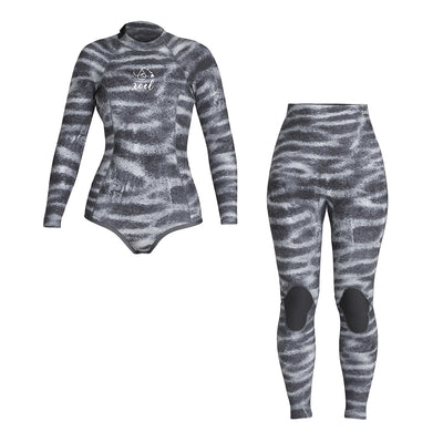 WOMENS WATER INSPIRED FREE DIVER 2-PIECE 5MM FA20