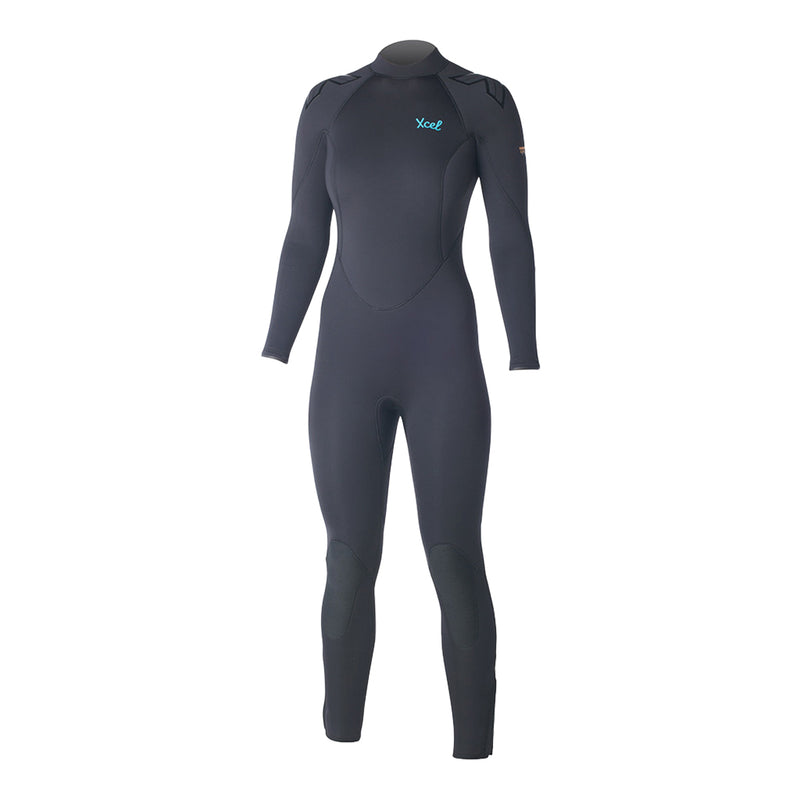 WOMENS THERMOFLEX TDC 5/4MM DIVE FULLSUIT DV20