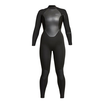 WOMENS AXIS X BACK ZIP 3/2MM FULLSUIT FA20