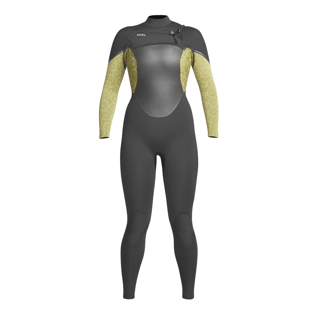 WOMENS AXIS X 3/2MM FULL WETSUIT FA20