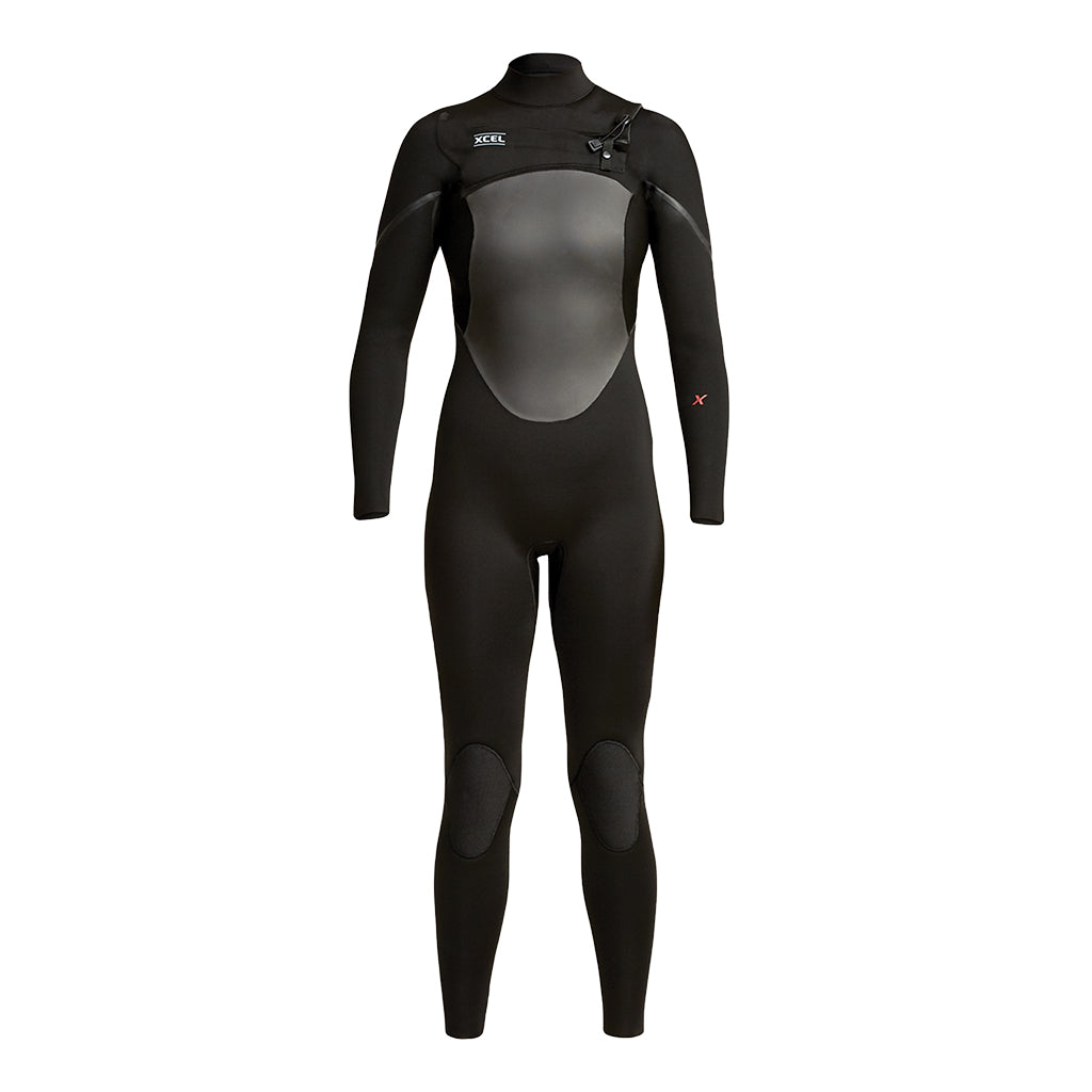 xcel front zip wetsuits