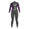 WOMENS AXIS X BACK ZIP 4/3MM FULL WETSUIT FA20