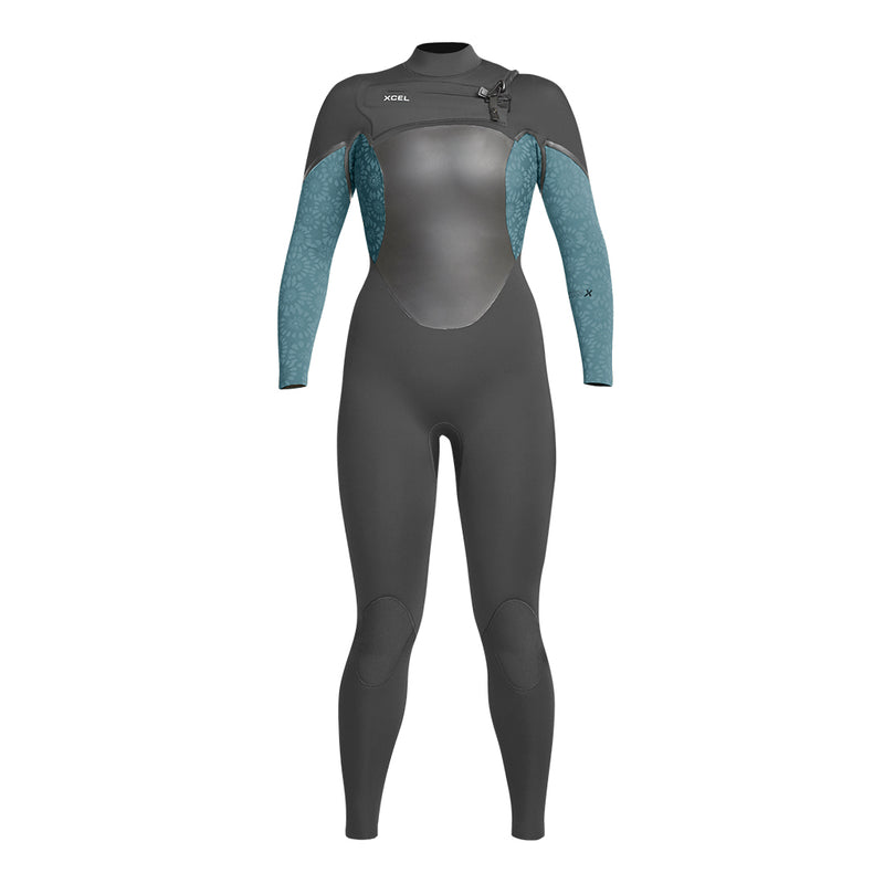 WOMENS AXIS X 4/3MM FULLSUIT FA20