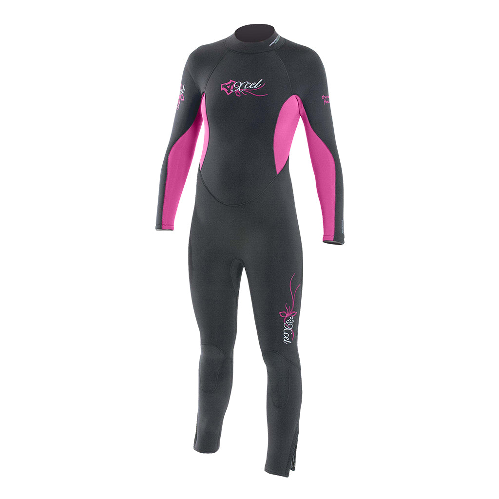 WOMENS 5/4MM THERMOFLEX DIVE FULLSUIT DV10