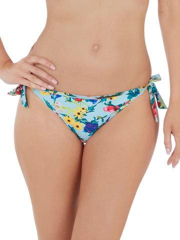 Flower Power Tide Side Pant