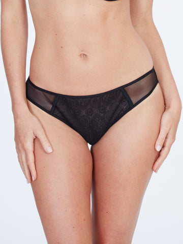 Geo Lace Brief