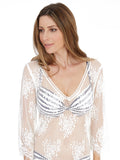 Daydreamer Kaftan in Cream