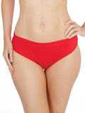 Lagoon Fold Top Pant Red