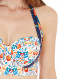 Paradise Long Line Halter Top