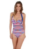 Sailor Halter Suit
