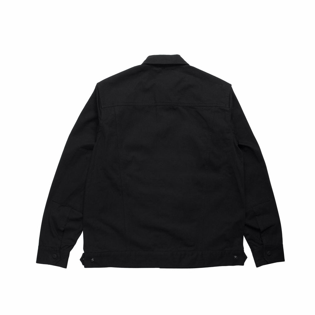 MEN'S INDEX WORK JACKET - BLACK