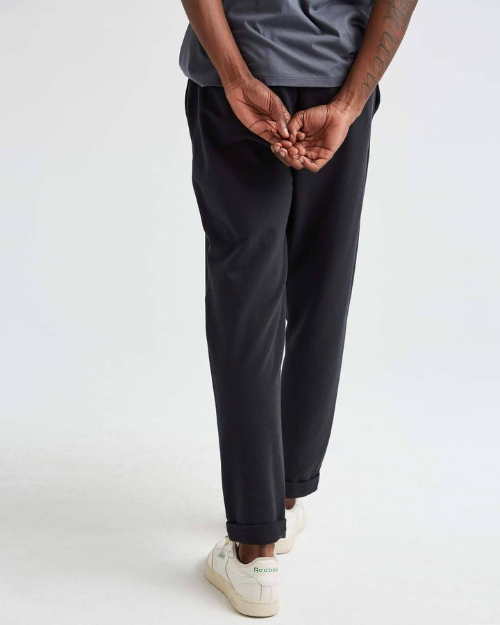MEN'S TERRY TROUSER - STRETCH LIMO