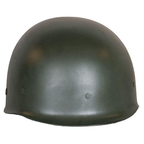 PLASTIC M1 HELMET LINER COMPLETE WITH SUSPENSION & LEATHER CHIN