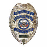 BADGE SECURITY ENFORCEMENT