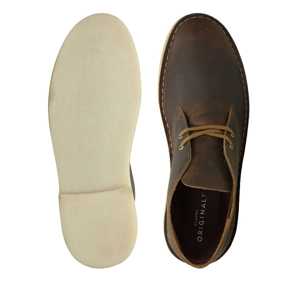 MEN'S DESERT BOOT - BEESWAX LEATHER