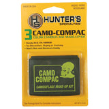 3 COLOR CAMOUFLAGE COMPAC FACE PAINT