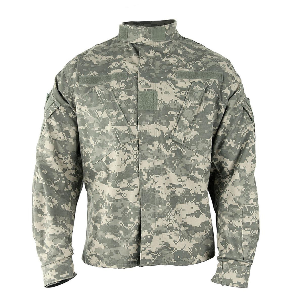 US ACU DIGITAL BDU CAMO TOP SURPLUS