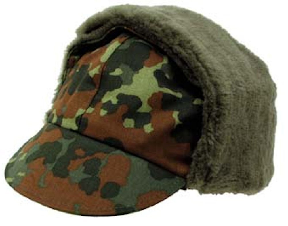 GERMAN FLECTAR CAMO WINTER CAP