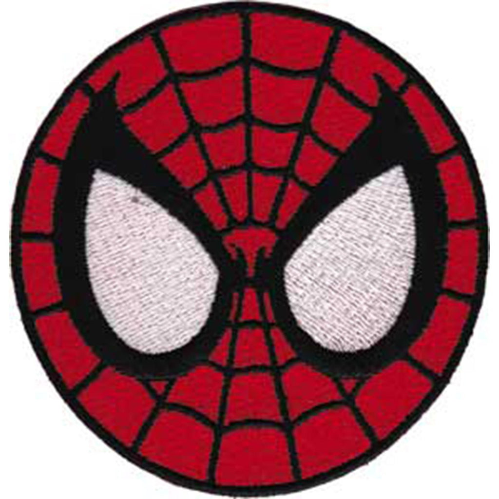 SPIDERMAN (MASK) PATCH