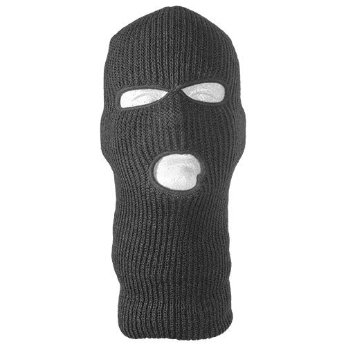 031 ACRYLIC 3 HOLE FACE SKI MASK