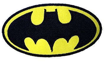 BATMAN (LOGO) PATCH