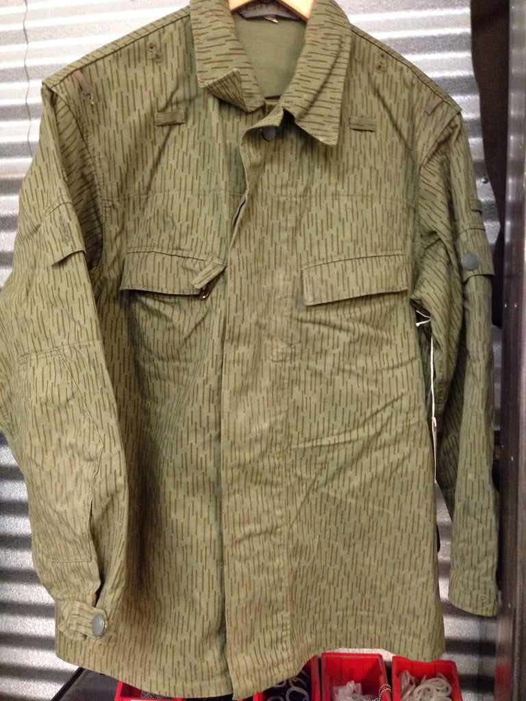 EAST GERMAN CAMO SUMMER BDU JACKET
