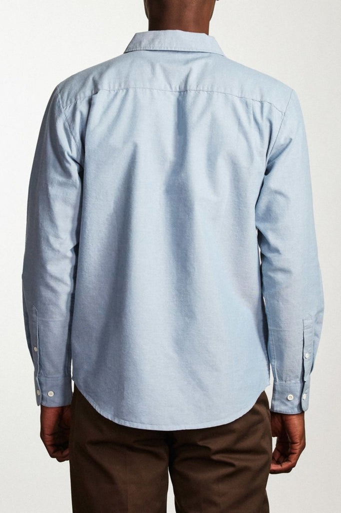 CHARTER OXFORD L/S WOVEN