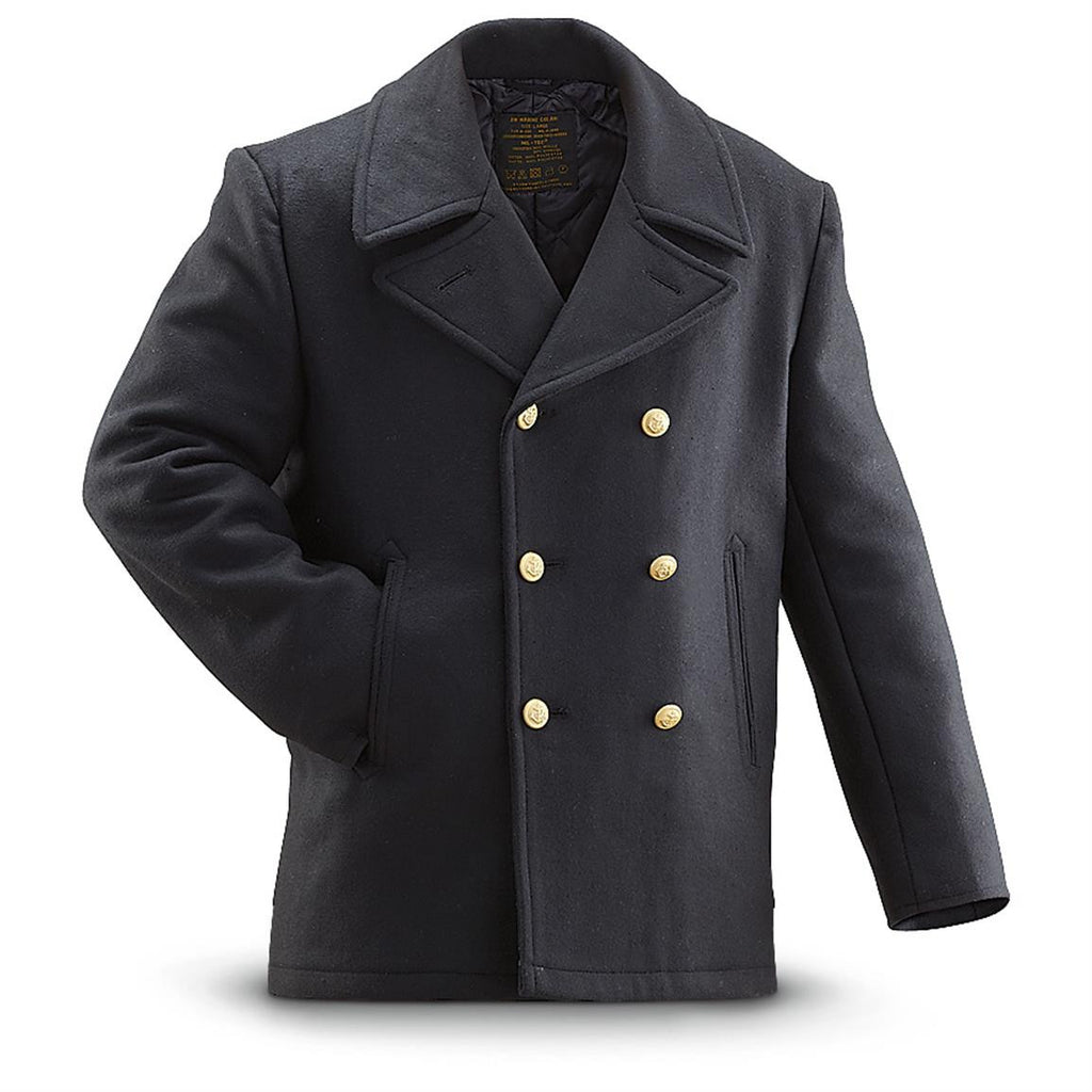 GERMAN NAVY PEACOAT