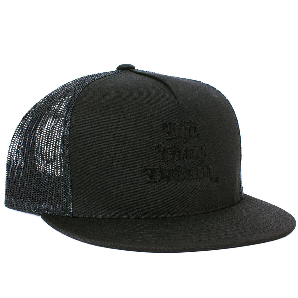 LTD EMBROIDERED TRUCKER HAT