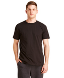 SOFFE 3 PACK CREW NECK T-SHIRT - BLACK