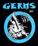 GERMS (GI SKULL) TEE
