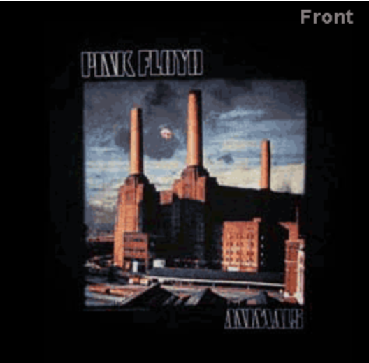 PINK FLOYD (ANIMALS) TEE