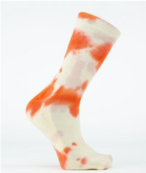 TAILORED UNION SOCKS - TRIPPY PINK