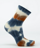 TAILORED UNION SOCKS - TRIPPY BLUE