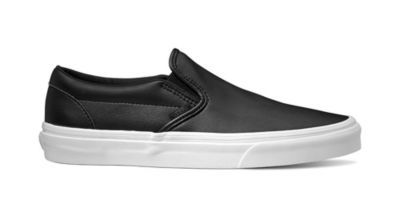 CLASSIC TUMBLE SLIP-ON (UNISEX) - BLACK
