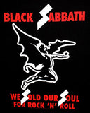BLACK SABBATH (SOLD OUR SOULS) TEE